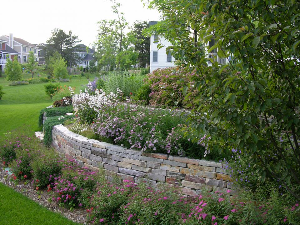Plantings And Water Features Yardmasters Landscaping Company