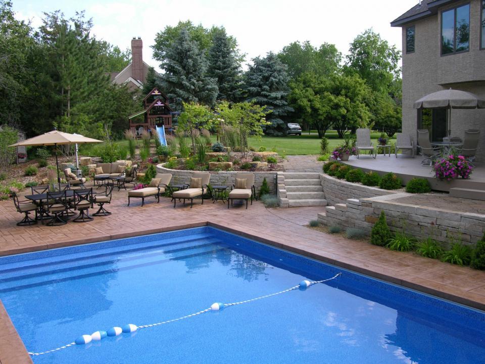Yardmasters mn landscape design company for Pool design mn