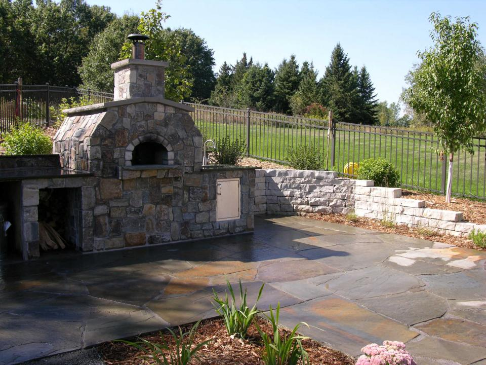 Outdoor Grill and Pizza OvenOutdoor Living   Yardmasters Landscaping Company. Eden Outdoor Living Round Rock. Home Design Ideas
