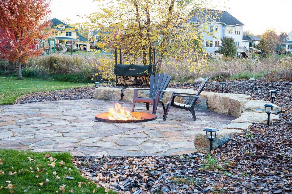 outdoor living yardmasters landscaping company DIY Outdoor Fireplace DIY Cinder Block Outdoor Fireplace